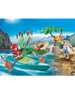 Starter pack gita in canoa PlayMobil 70035 4008789700353 70035