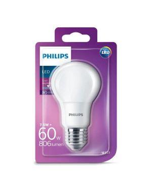 Led goccia smerigliata Philips LED60SMCDL 8718696577332 LED60SMCDL