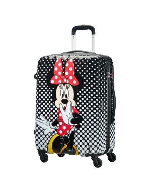Trolley minnie polka dot 65 American Tourister 64479-4755 5414847905254 64479-4755