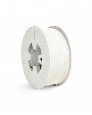 Filament 3d petg 2.85mm white 1kg Verbatim 55058 23942550587 55058