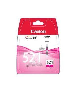 Cli-521m magenta blister Canon 2935B008 8714574523408 2935B008