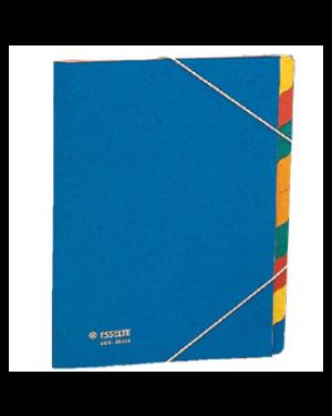 Cartella monitore rainbow 7 divisori 26x34,5cm esselte Confezione da 10 pezzi 55570_59018