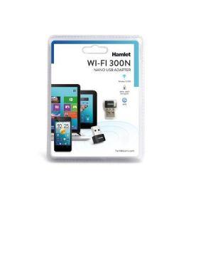 Dongle usb wireless 802.11ac Hamlet HNWU300NN-  HNWU300NN-