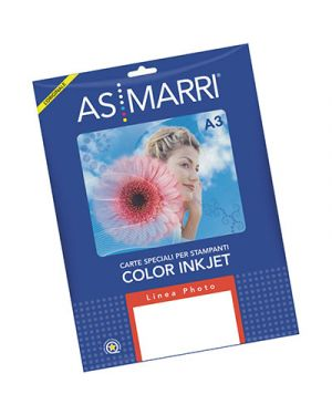 Carta color graphic duo gr.120 a3 fg.50 marri 8238 AS MARRI 8238 8023927082388 8238_59236 by Esselte