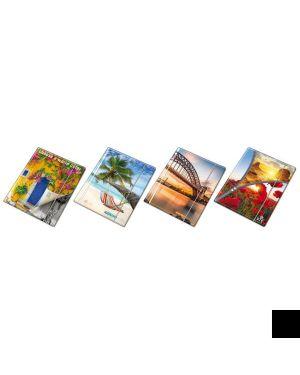 cartella 3 lembi animali Blasetti 4174 8007758241749 4174_59565