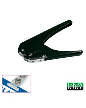 Perforatore per badge 9770 lebez 9770_59599 by Esselte