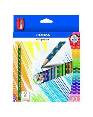 lyra groove slim + temperino Lyra L2821240 4084900202432 L2821240