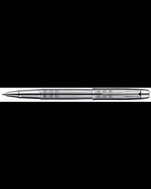 Penna sfera i.M.Premium shiny chrome chiselled parker S0908660_60448