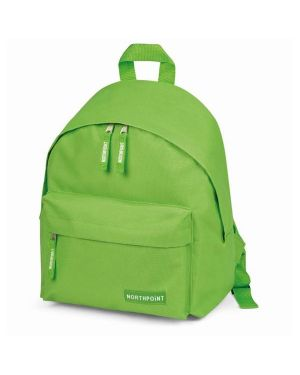 Mini zaino verde cm. 25 x30 x19 Niji 5531-V  5531-V