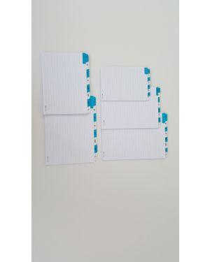 Schede rubrica a-z verticale 21x15cm e3653 edipro E3653 CONFE3653PZ1. E3653_60654 by Edipro
