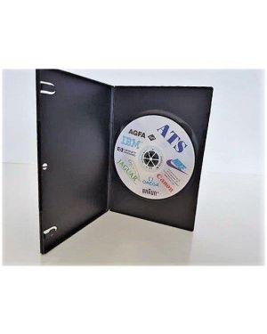 Video box slim neri conf.10 Prodotti Bulk 920050 8034003920067 920050