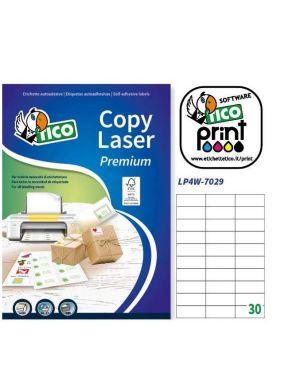 Etichette tyco 70x29.7 cf100 la - ink Tico LP4W-7029 8007827291262 LP4W-7029