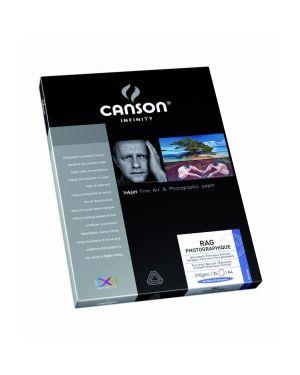 Carta fot ragphoto a4 210g Canson Infinity C206211026 3148952110266 C206211026