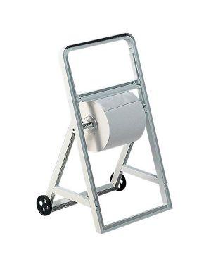 Dispenser cavalletto c - ruote per bobine di carta mar plast A56611 8020090003387 A56611_61085 by Esselte