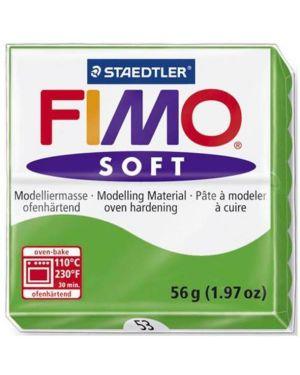 Fimo soft 57 g verde tropici Fimo 8020-53 4006608809690 8020-53