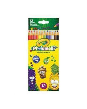 Profumelli - matite colorate Crayola 68-2113 71662221133 68-2113