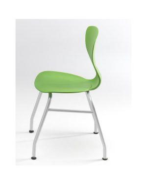 seduta fissa a 4 piedi   gree Sirianni I-AM/PP-GREEN  I-AM/PP-GREEN