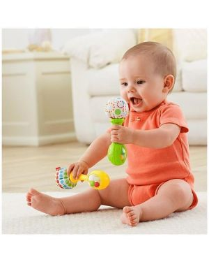 Maracas - fp neonati Fisher Price BLT33 746775371494 BLT33 by No