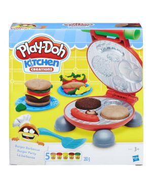 Pld il burger set Play-Doh B5521EU6 5010993343966 B5521EU6