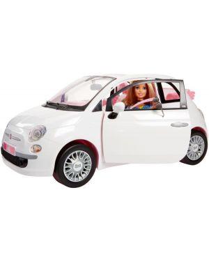 Barbie fiat 500 Mattel FVR07 887961665321 FVR07