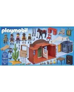 Villaggio western portatile PlayMobil 70012 4008789700124 70012 by No