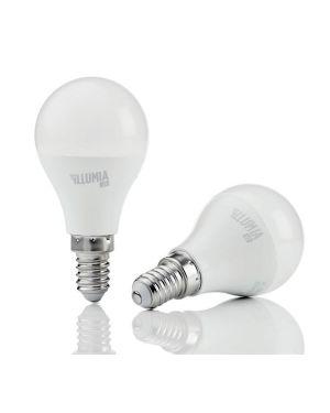 Led bulb e14 8 watt 2700 plus Nilox LDBLE14WW08W12 8056326622329 LDBLE14WW08W12