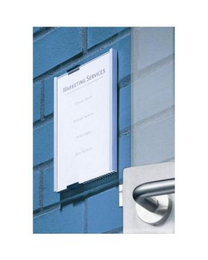 Targa fuoriporta 14,9x21,1cm info sign durable 4803-23 4005546400051 4803-23_61389 by Durable