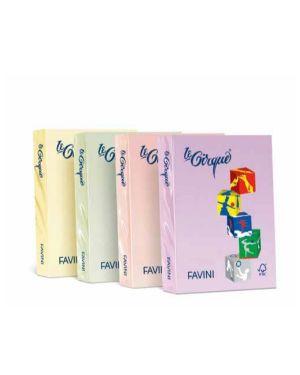 Le cirque:80 giallo 100   a3- f500 Cartotecnica Favini A712353 8025478321206 A712353_61521 by No