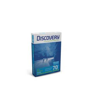 Carta bianca discovery 70 a4 70gr 500fg Confezione da 5 pezzi Discovery70A4_61533