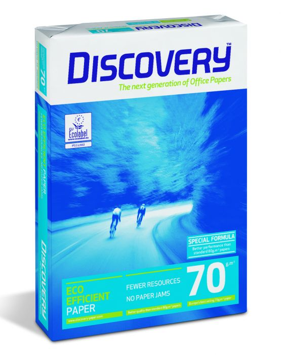 Carta bianca discovery 70 a4 70gr 500fg Discovery70A4 5602024334854 Discovery70A4_61533 by Navigator