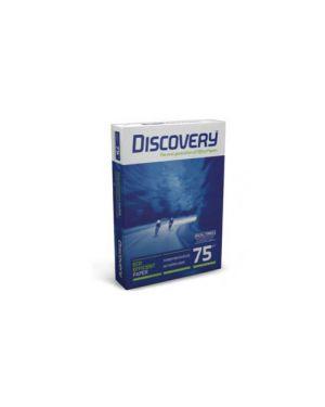 Carta bianca discovery 75 a4 75gr 500fg Confezione da 5 pezzi Discovery75A4_61534