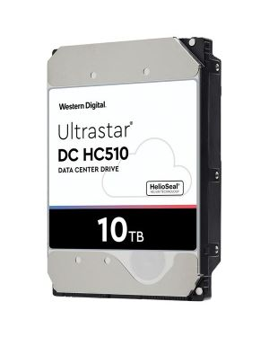 Wd ultrastarhe10 3.5in10t sataultra Western Digital 0F27606  0F27606 by No