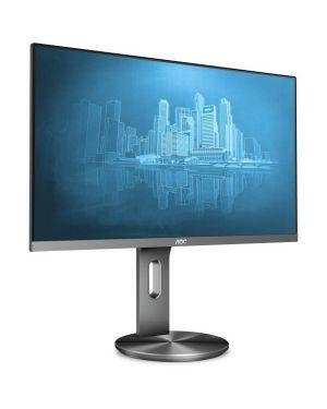 Monitor 23 8 ips altezza regolabile AOC I2490PXQU/BT 4038986146043 I2490PXQU/BT