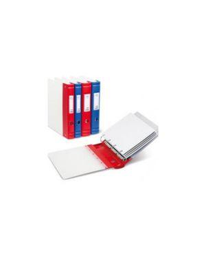 Raccoglitore ares 40 a4 4d h40cm rosso in pp rigido 38104012_61592