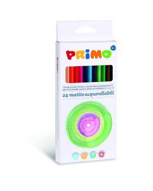 24 matite acquerellabili 2 9mm Primo 546MTRI24A 8006919005466 546MTRI24A