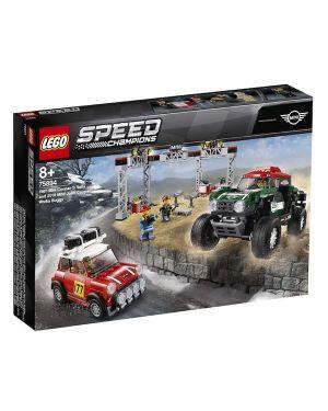 1967 mini cooper Lego 75894 5702016370980 75894