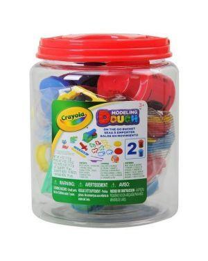 Pasta model-secchiello sempre c - te Crayola A1-1028 628165710284 A1-1028