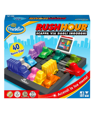 Rush hour Ravensburger 76300 4005556763009 76300 by No