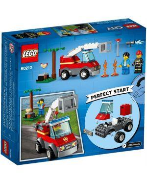 Barbecue in fumo Lego 60212A 5702016369243 60212A