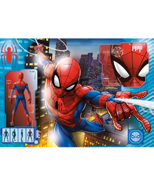 24 maxi- spider-man Clementoni 28507 8005125285075 28507 by No
