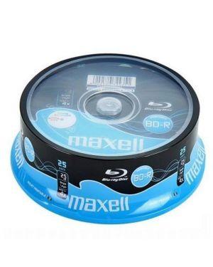 Blu ray campana 25pz. - 25gb - 2x f Maxell 276071 4902580724351 276071