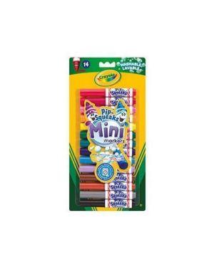 mini pennarelli lavabili Crayola 8343 5010065083431 8343