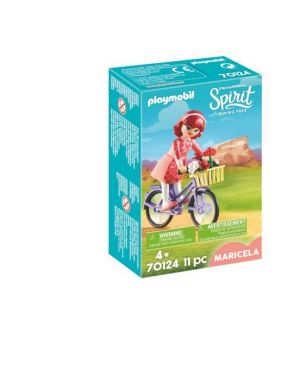 Maricela con bicicletta PlayMobil 70124 4008789701244 70124 by No
