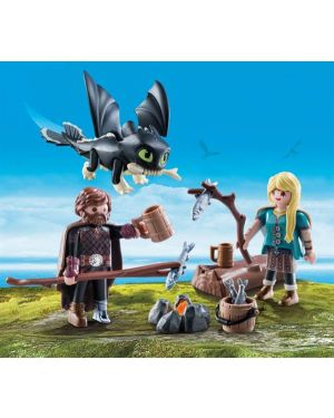Set hiccup e astrid PlayMobil 70040 4008789700407 70040