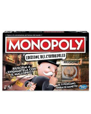 Monopoly edizione dell imbroglio Hasbro E1871103 5010993511020 E1871103 by No