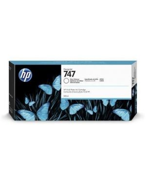 Hp 747 300-ml gloss enhancer HP Inc P2V87A 191628213627 P2V87A