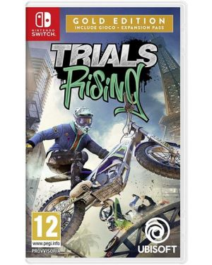 Swtch trials rising gold ita Ubisoft 300102410 3307216075608 300102410