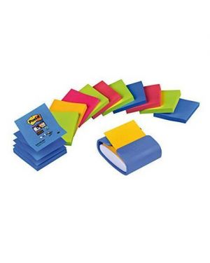 Set dispenser z-notes pro  12ric Post-it 11251 4054596150829 11251