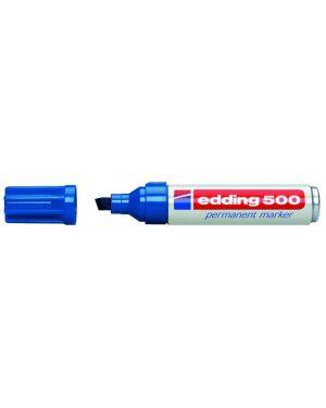 Marcatore perman 500 blu Edding 4-500 003 4004764426614 4-500 003