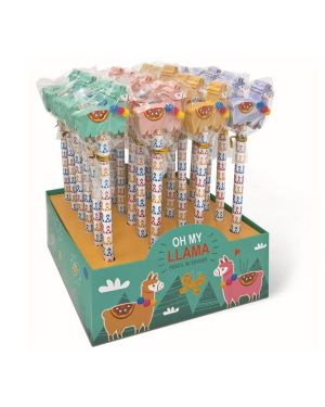 Esp.24 matite lama con top in gomma Lebez 80893 8007509092712 80893